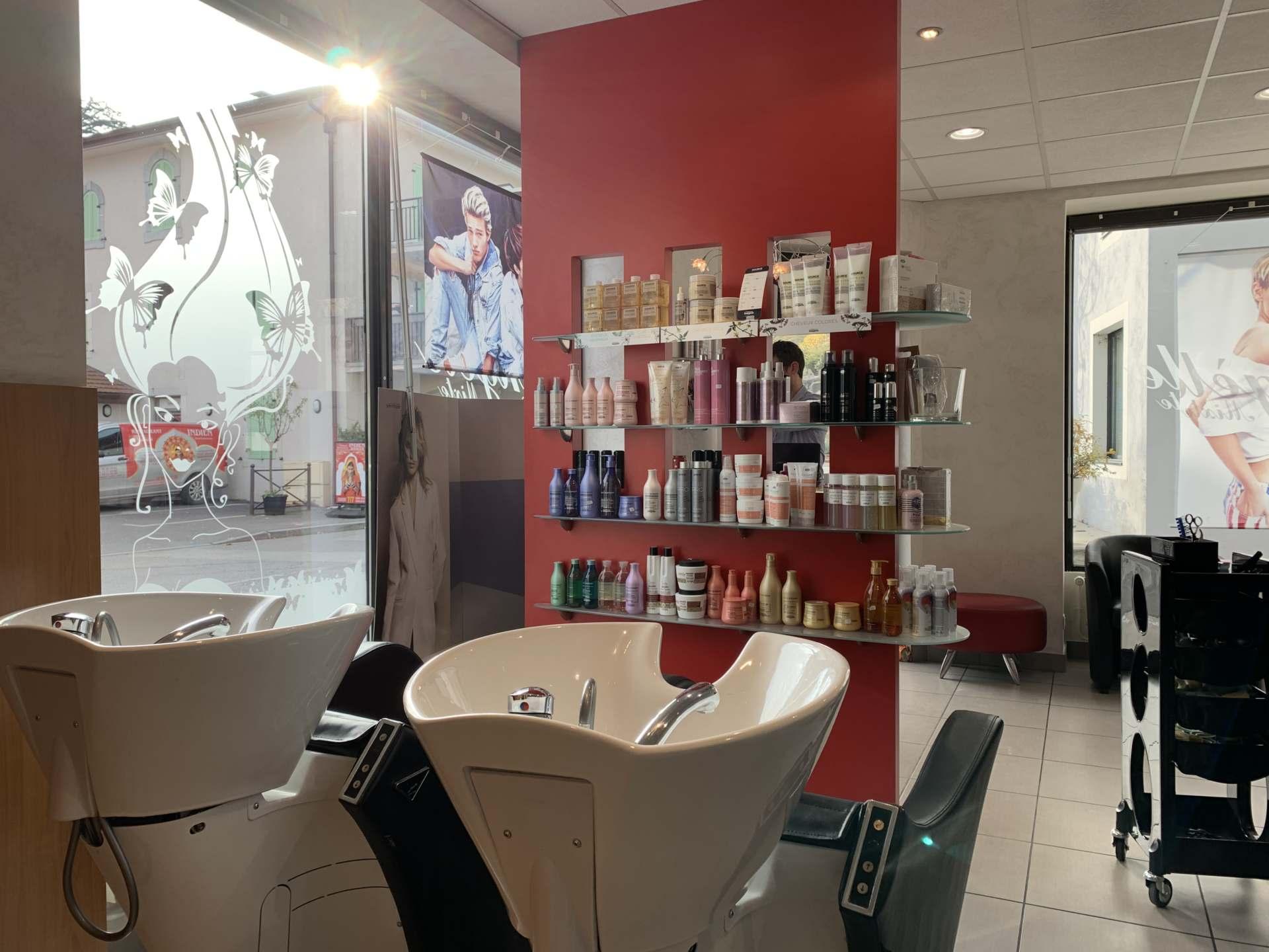 Salon de coiffure autour d'Archamps | Angèle Coiffure